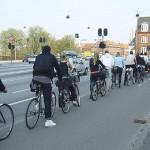 デンマークは半分が自転車通勤?警察の自転車部隊もかっこいい!