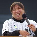 里崎智也が有吉反省会に!結婚してトークショーで活躍中!