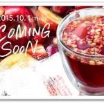 スタバ新作10月メニュー!フルーツクラッシュの値段と先行口コミ!